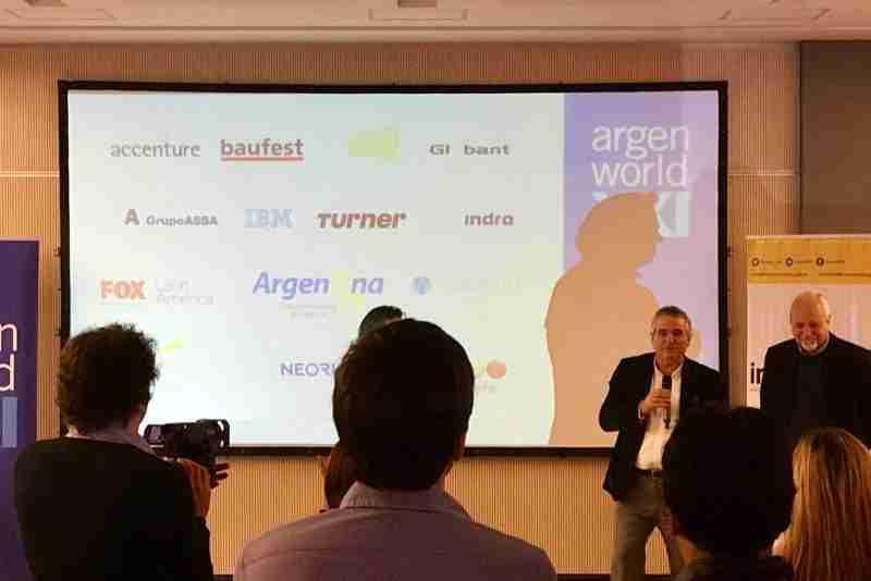Imagen del evento Argenworld XXI