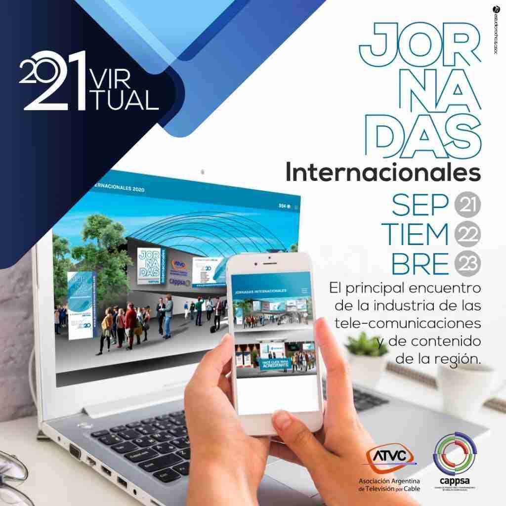Jornadas Internacionales Virtuales 2021