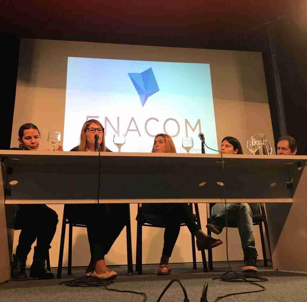 Capacitación ENACOM - CAPPSA